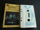 ULTRAVOX MONUMENT THE SOUNDTRACK ULTRA RARE AUSSIE CASSETTE TAPE!