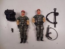 GI JOE NIGHT FORCE OUTBACK ACTION FIGURE COMPLETE 1989 HASBRO