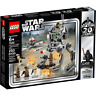 LEGO 75261 Star Wars Clone Scout Walker-20th Anniversary Edition Set, at-RT Walk
