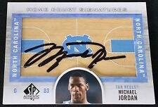MICHAEL JORDAN 12-13 UD SP Authentic HOME COURT SIGNATURES AUTO AUTOGRAPH SP !
