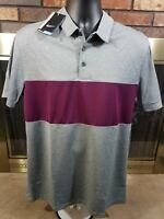 NEW Nike Breath Color Block Golf Polo 833067-093 Multiple Mens Sizes $65 MSRP