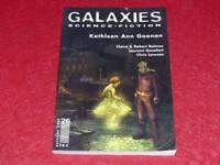 [BIBLIOTHEQUE H.& P.-J. OSWALD] Revue GALAXIES # 26 Dossier K.Ann GOONAN 2002 SF