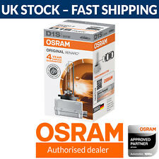 Genuine OSRAM Xenarc D1S Xenon HID Car Bulb (Single)