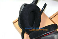 Replace Velour Ear Pads Cushion For Logitech G910 G 910 F540 Gaming Headphones