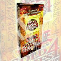 GOLD SERIES 4 PYRAMID EDITION BOOSTER PACK w/ Playmat | FACTORY SEALED YuGiOh