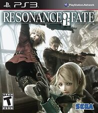 Resonance of Fate [PlayStation 3 PS3, Sega, Tri-Ace, Gunplay Action JRPG] NEW