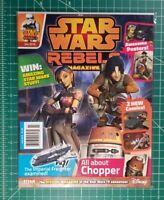 Star Wars Rebels Magazine #5 July (2016) Sabine Wren Rare Titan Comics Disney+