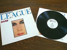 "Vinyl Records Human League Dare Album LP 12"" 33 RPM Music Record Pop Electronica"