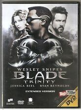 DVD Blade: Trinity. Wesley Snipes