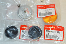 Honda CT70 CT90 CB125S CL125 Reflectors & Base 70 90 100 110 125  33741-340-670