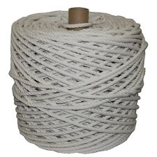 T.W . Evans Cordage 29-001 5/32-Inch by 1500-Feet Twisted Cotton Rope New