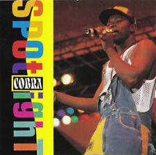 Reggae Dancehall Ragga DJ Mad Cobra Spotlight CD Album CRCD 8 1991 5016930908120