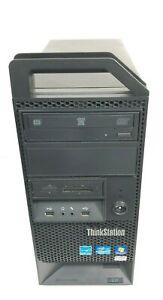 Lenovo ThinkStation E31 Tower Xeon E3 1230V2 3.3GHz 8GB RAM 1TB HDD