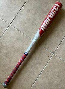 Marucci Cat 8 -3 BBCOR Baseball Bat (Red and White)