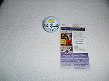 "Bob Goalby Signed Titleist Masters Golf Ball JSA #N49098 ""68"" Autograph PGA"