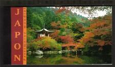UNITED NATIONS POSTAGE GENEVA 2001 WORLD HERITAGE - JAPAN PRESTIGE BOOKLET