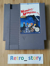 Nintendo NES Maniac Mansion PAL - HOL
