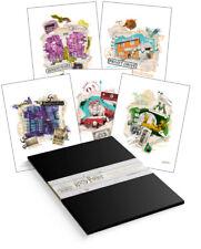 Harry Potter Premium Lithograph Set From Fanattik