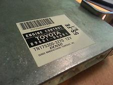 99 Toyota Manual Stick Camry/Solara ECU 4 cylinder #89661-06681 5s-fe Man./Trans