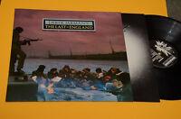 THE LAST OF ENGLAND LP ORIG SOUNDTRACK EX DEREK JARMAN'S