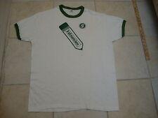 Vintage Pencil School Punk Rock grunge Ringer T Shirt L