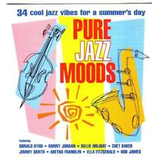 PURE JAZZ MOODS ARTISTES DIVERS DOUBLE CD 1996 TOUT NEUF