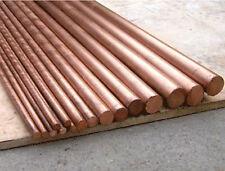 1pcs 99.9% Pure Copper Cu Metal Rod Cylinder Diameter 50mm, Length 100mm #E3-A6