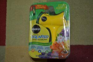 Miracle-Gro Liquafeed Plant Feeding Starter 16 oz. Bottle Food & Feeder