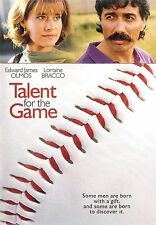 Talent For The Game ~ Edward James Olmos Lorraine Bracco ~ DVD WS FREE Shipping