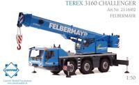 Conrad 2116/02 TEREX 3160 Challenger Mobilkran FELBERMAYR NEU / OVP