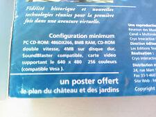 Versailles 1685 Complot a la Cour du Roi Soleil PC FR Big BOX boite carton