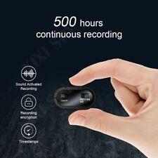 Voice Recorder 500Hours Dictaphone Pen Audio Sound Activated Digital Flash Drive
