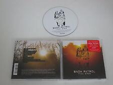 SNOW PATROL/FINAL STRAW(POLYDOR 9817182) CD ALBUM