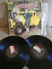 """AMERICAN GRAFFITI VOL III - 2 X LP VINYL 12"""" 1976 SPANISH FIRST PRESS G+/VG MCA"""