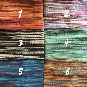 Dreadlock Headband   Cotton Dread Accessories   Hippie Hair   12 Colours   NEW