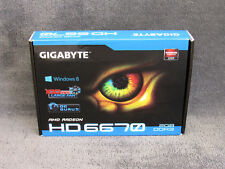 (NEW) GIGABYTE AMD Radeon HD6670 2GB DDR3 GV-R667D3-2GI Video Card  #1  (X)