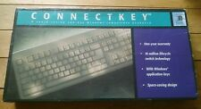 VINTAGE Connectkey Keyboard IBM PC Compatible - NEW IN BOX - Key Tronic 1P Win95