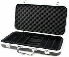 More details for 300 piece abs poker chip case in black