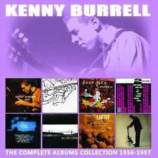 Kenny Burrell - The Complte Albums Collection 1956-1957 (4cd) NEW 4 x CD