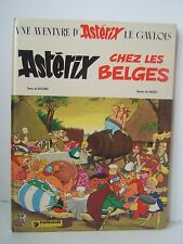 Asterix Chez Les Belges Hard Cover Book French Francais