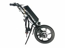 CNEBIKES 36V/350W 11.6ah Attachable 16in Electric Handcycle Scooter Wheelchair