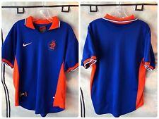 Netherlands 1997/98 International Away Soccer Jersey Large Nike