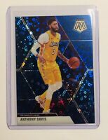 Anthony Davis 2019-2020 Panini Mosaic Fast Break Blue /85 Lakers Prizm🔥🔥