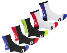 Piu Miglia Strada 5 Pack Cycle Socks BMX MTB Road Bike Ride