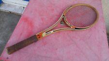 raquette de tennis vintage Castle Special made in Italy en bois wooden racquet