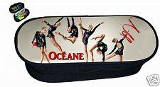 trousse à crayons REF 191 GRS Gymnastique rythmique et sportive avec prénom