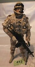 HM Armed Forces Morta Man British Soldier Action Figure  LOT XX413