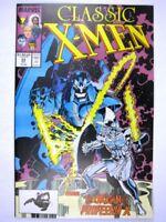 Marvel Comic: CLASSIC X-MEN #23 JULY 1988 # 22E38
