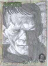Universal Monsters Frankenstein Chris Henderson Sketch Card #1