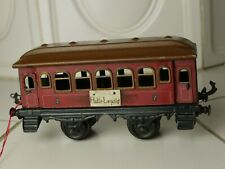Bing  Personenwagen Spur 0  (N6123)